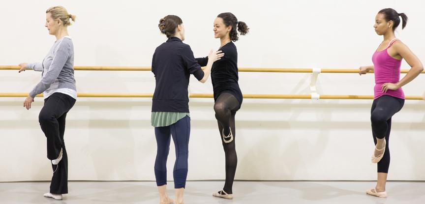 Adult Ballet Dancer 88
